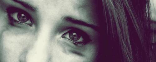 Ne pleure pas.