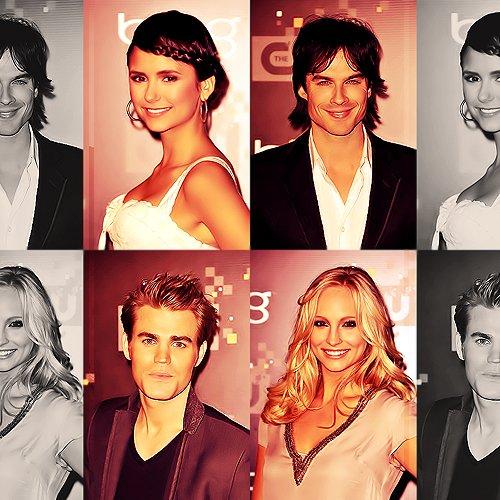 Fiction : Nina & Ian. Candice & Paul ♥