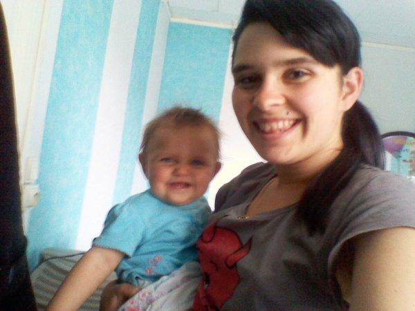 Moi && La Niece  ;)