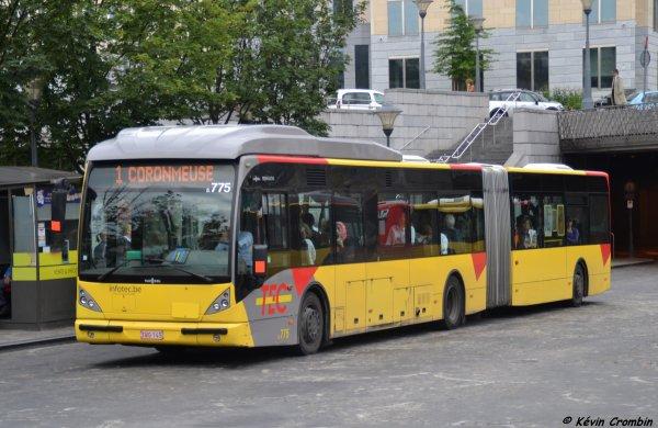 Van Hool New AG300 n°5.775