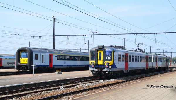 Gare de La Louvière - Sud.