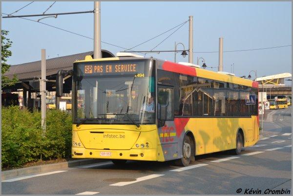 Jonckheere Transit 2000 n° 4.494