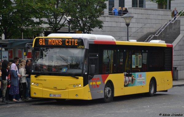 VDL Citéa CLF n° 5.474