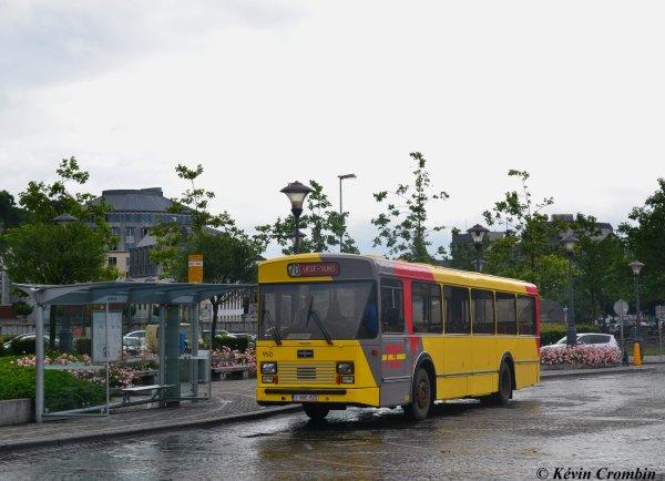 Van Hool A120 n° 950 .