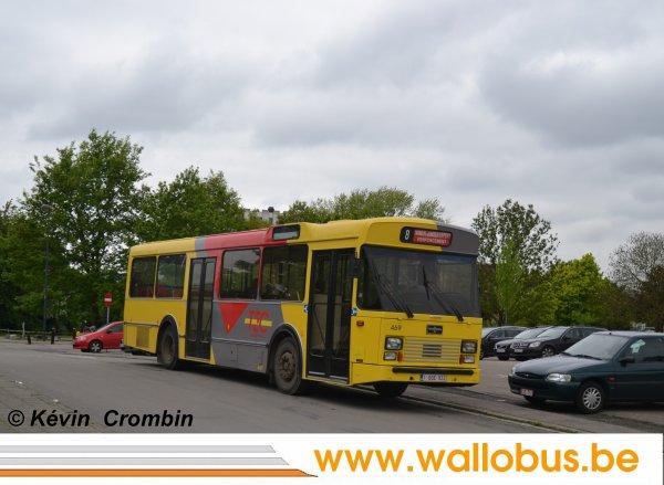 Van Hool A120 n° 469