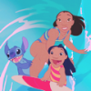 【Lilo and Stitch】нαwαιιαɴ roller coαѕтer rιde