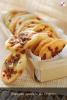Biscuits apéritifs au chorizo