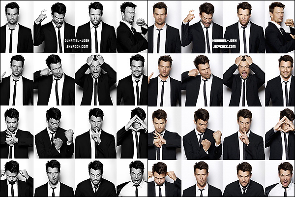 *Découvrez de nouvelle photos du shoot de Josh pour Instyle Man par Yu Tsai. Vous aimez?  *