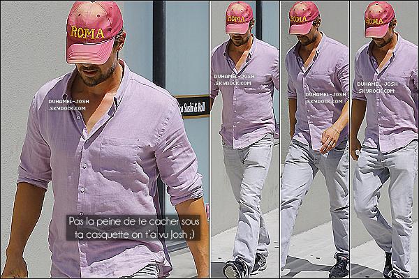 *19 / 06 / 13 - Josh Duhamel et Fergie se sont rendus chez le Docteur pour des examens de routine.*