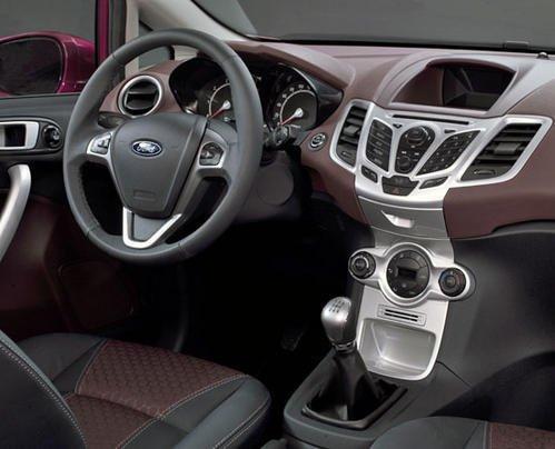 voi i un tableau de bord de la ford fiesta nouvelle ma voiture. Black Bedroom Furniture Sets. Home Design Ideas