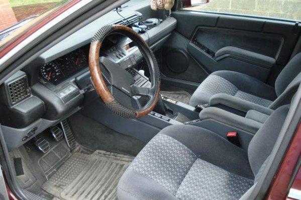 un tr s beau int rieur pour une renault 25 turbo dx de l 39 poque ma voiture. Black Bedroom Furniture Sets. Home Design Ideas