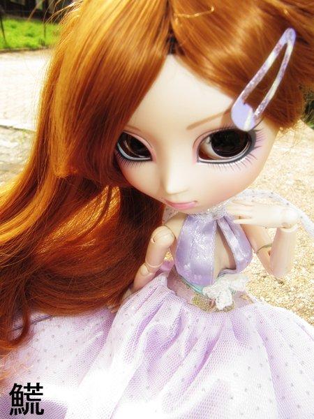 Séance photo : CLaire avec ses nouveaux yeux ^^