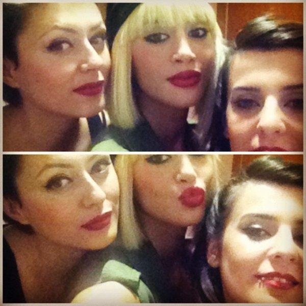 Tirana :) duffye,rrezarta,and liaa!
