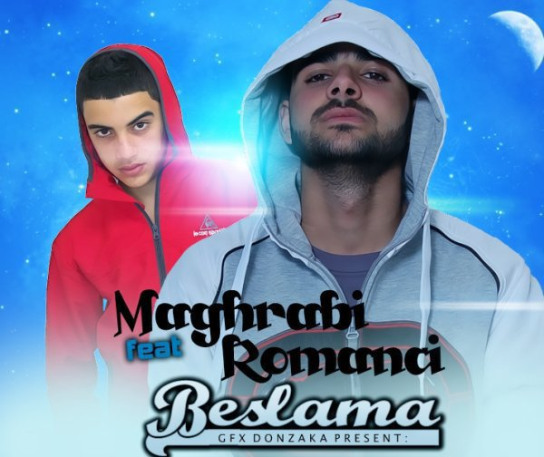 Maghrabi Feat Romanci - Beslama