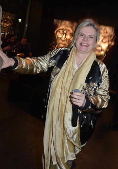 Isabelle Nanty à la Lee Jeffries: Exposition