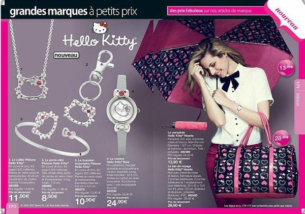 Pour les fans d'Hello Kitty