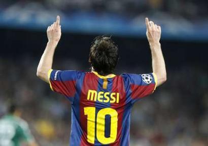 """Guardiola : """"Messi est loin devant.."""""""