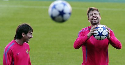 La Barça sans Messi en Coupe du Roi.