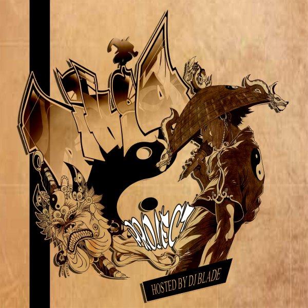 "ying yang project / "" Illégale "" DIKSA (loko2pisko prod) YING YANG PROJECT (2012)"