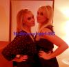 Les jumelles de la série : Aline et Soizic Sap