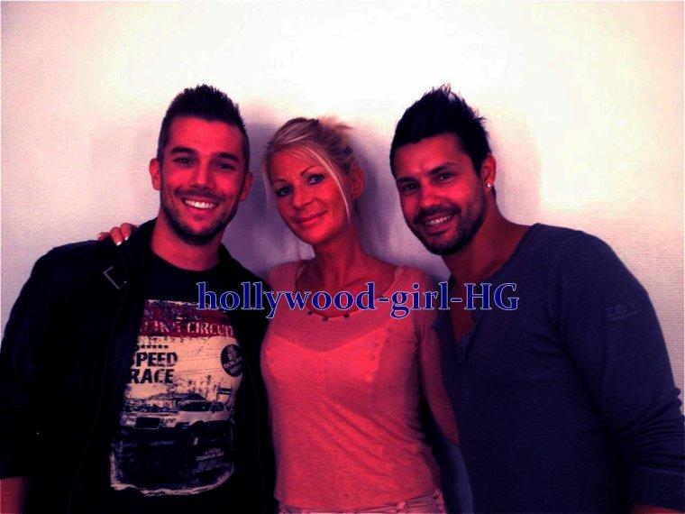 Camille,Julie et Nicolas