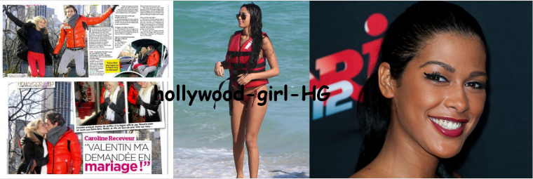 NEWS DES HOLLYWOOD GIRLS