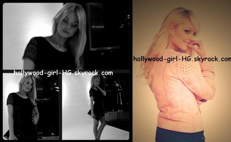 Caroline : Shooting