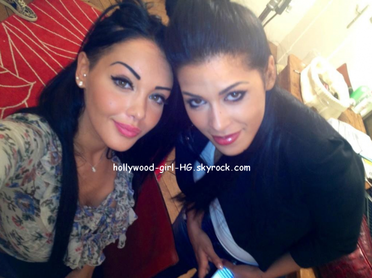 Photo : Ayem & Nabilla