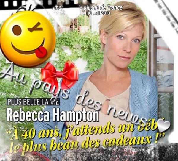 NEWS : REBECCA HAMPTON ...