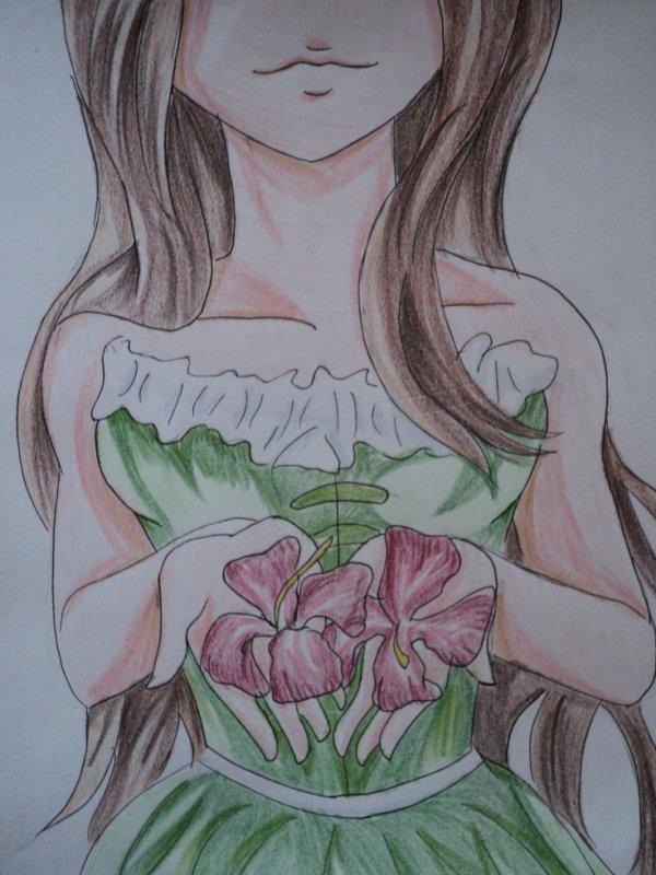 dessin #1 donner moi vos avis!