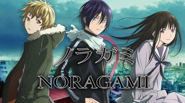 présentation #16 Noragami