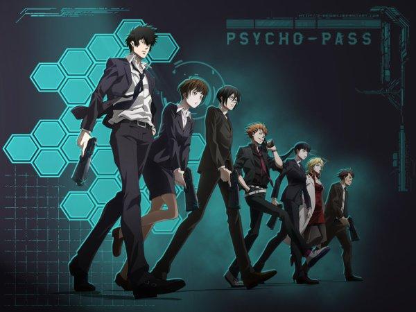 présentation #17 Psycho pass