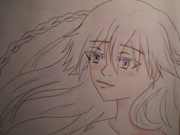 Dessin #17 ==>volonté de l'abysse et #18 ==> Alice et la Volonté de l'abysse de Pandora hearts