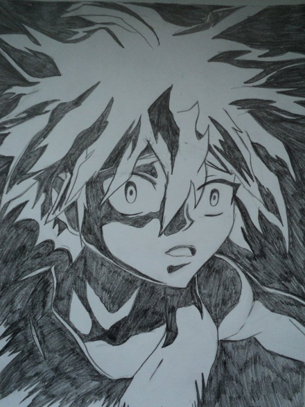 Dessin #26 hunter x hunter ==>Killua