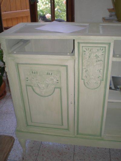 Peinture sur meubles