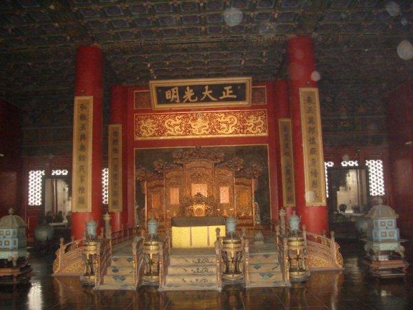 La citée interdite à Pekin