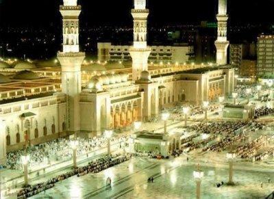 Le pelerinage à la Mecque