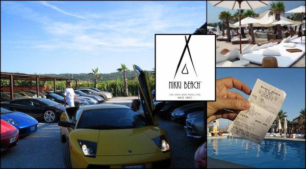 univers-du-luxe : lieu branché / Nikki Beach St Tropez