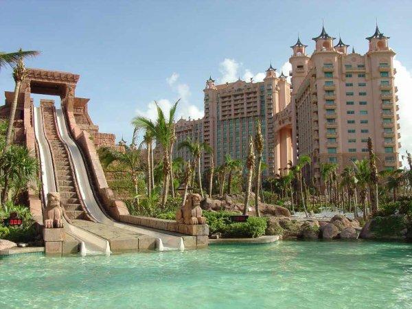 hôtel de luxe bahamas