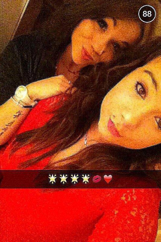 ma copine d'amour <3 #Anais