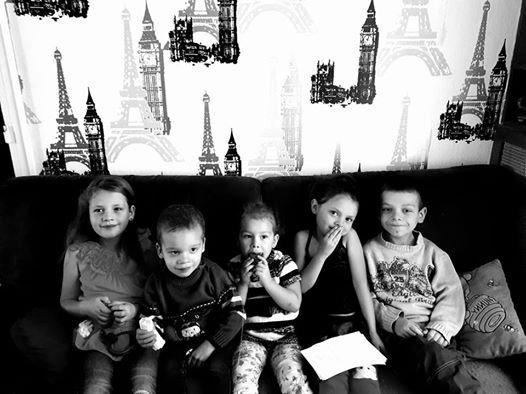 mes 5 enfants aux soir