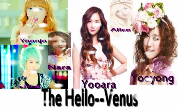 The Hello venus