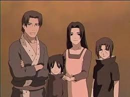 naruto famille
