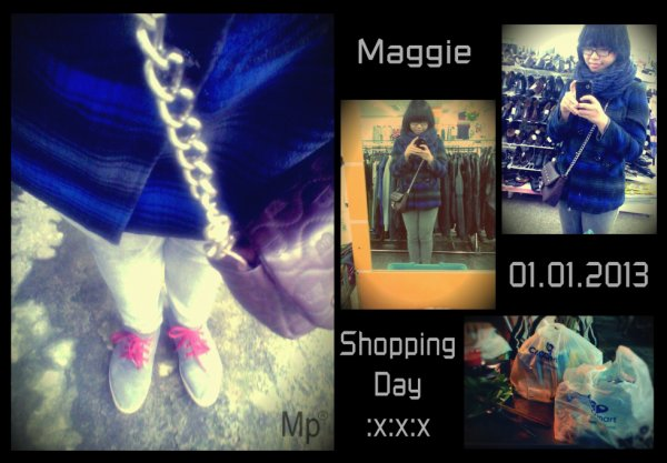 Shopping day ^^