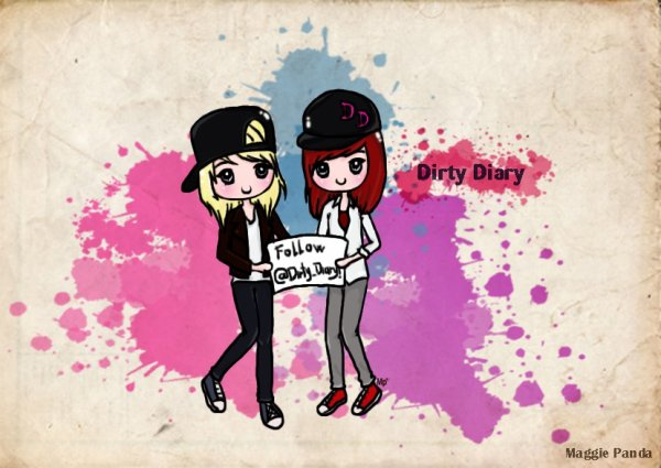 Dirty Diary^^