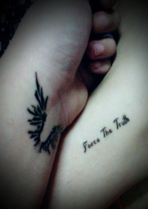 New tattoos :x!!!