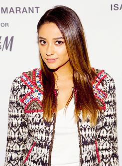 Shay at H&M Isabel Marant VIP Pre Shop Event