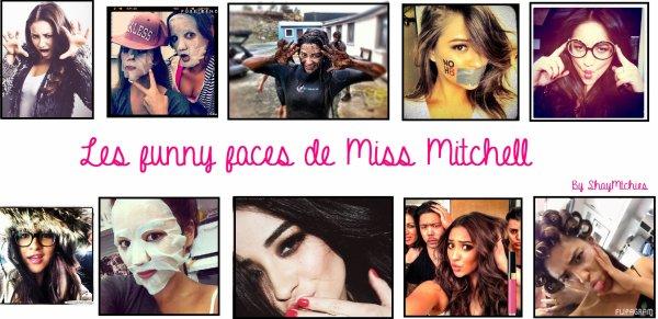 Les Funny Face de Shay ♥