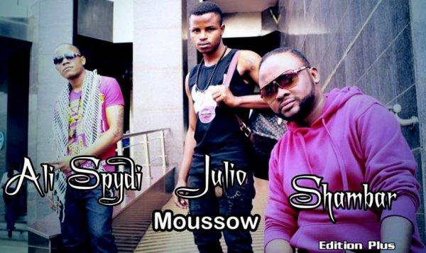 """Mussow / """"Mussow"""" Ali spydi ft Shambar & Julio djekpo (2013)"""