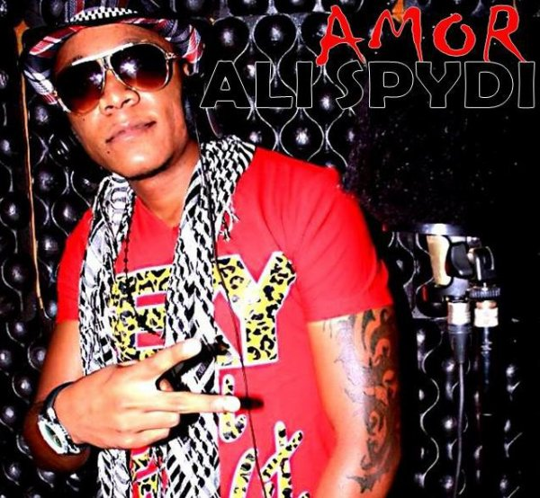 My world  / AMOR - ALI SPYDI (2013)